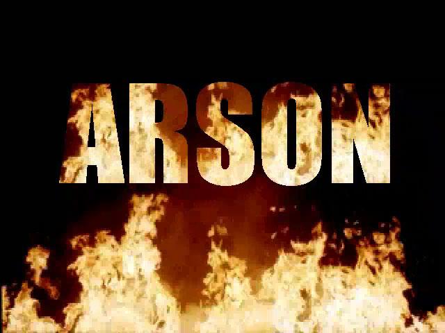 Arson 2012