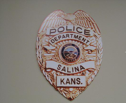 Salina Police Badge