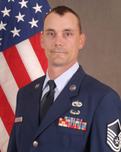 Congratulations to MSgt. Glen Godsey, BANK VI Hero of the Week!
