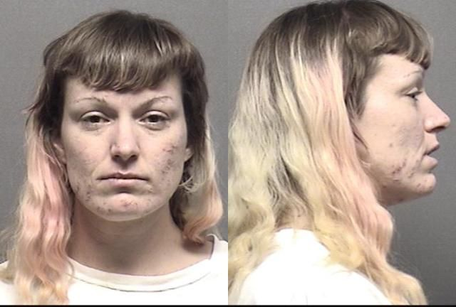 Name: Benson,Amber Lynn         Charges	: Possession of opiate, opium, narcotic or certain stimulant	5000.00 Use/possess w/intent to use drug paraphernalia into human body	1000.00 Possession of opiate, opium, narcotic or certain stimulant	5000.00 Driving While Suspended	1000.00 Taxation; Drugs; No drug tax stamp for marijuana or cont substance	1000.00 Outside warrant/NCIC hit