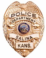 salina pd badge