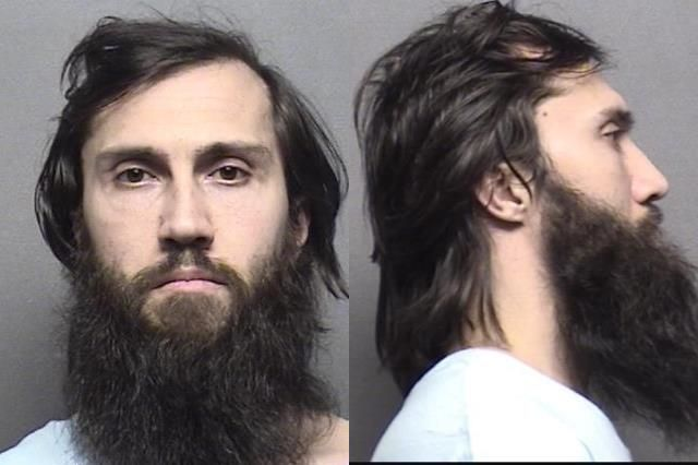 Name: StClair,Brandon Lee        Charges	: X: Conduct After Receiving Notice Of Protection Order Causing Fear	 X: CRIMINAL DAMAGE TO PROPERTY FELONY	 X: Violation Protective Order From Stalking	 X: Possession Of Certain Hallucinogenic Drugs With 1 Prior Conviction	 X: Use Or Possess With Intent To Use Drug Paraphernalia Into Human Body