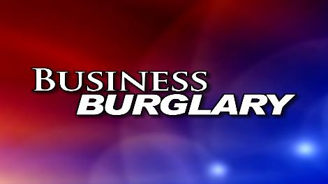 business burglary