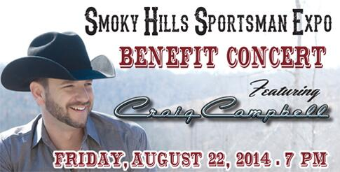 smoky hills sportsman expo