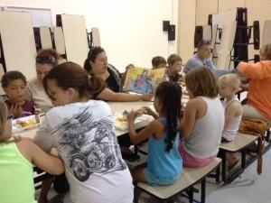 Volunteer to be a Summer Reader