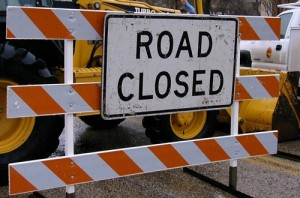 Bridge Inspection closes portions of  two county roads