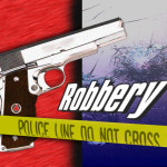 Police search for suspects in Kansas armed robbery