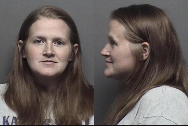 Name: Huff,Wendy Marie       Charges	: X: Theft Value $25,000 To