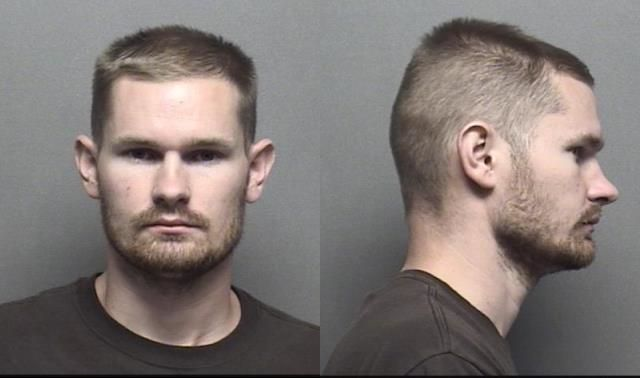 Name: Danner,Zachary Christian      Charges	: Domestic battery; Knowing rude physical contact w/ family member