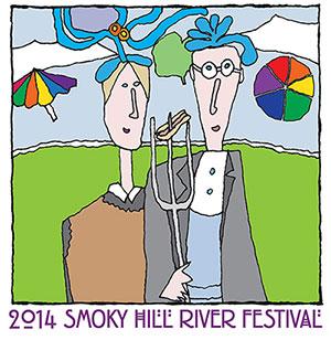 smoky hill river festival 2014