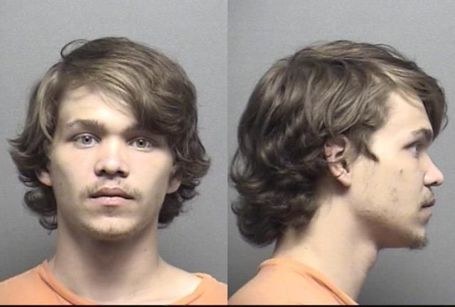 Name: Hoopes,Garrett John         Charges: Probation Violation