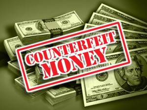 Counterfeit Bill Passed at Salina Retail Store