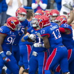 Jayhawks drop Big 12 Conference opener to Mountaineers