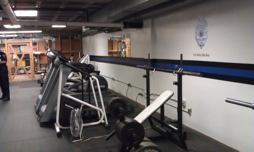 SPD workout room 1