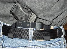 Conceal carry gets challenged at Salina Mall