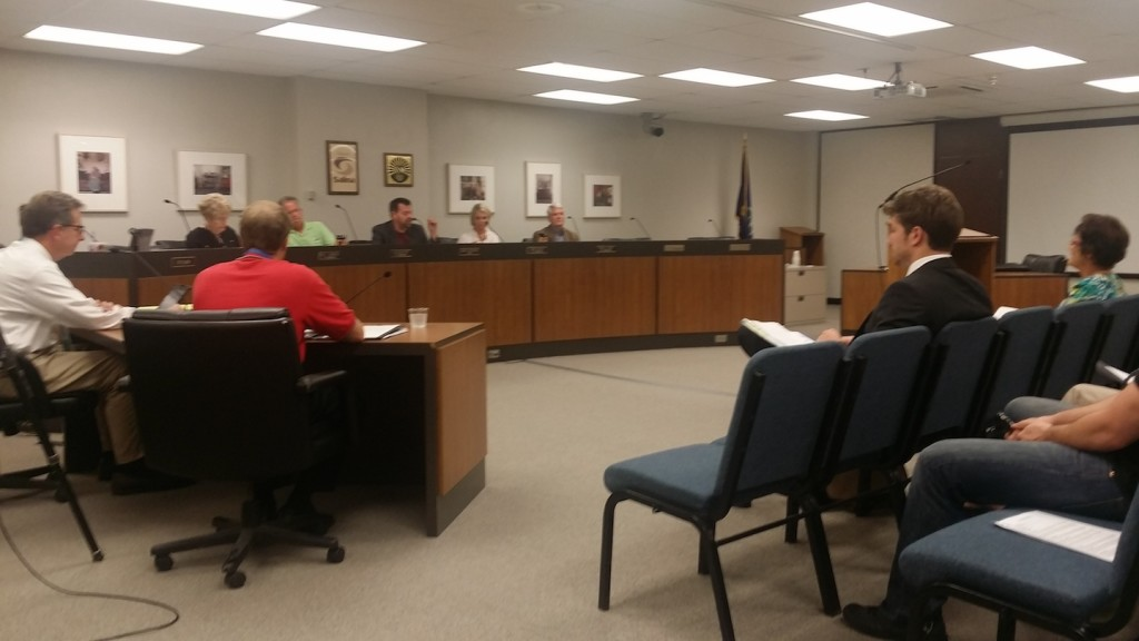 Monday's Salina City Commission meeting