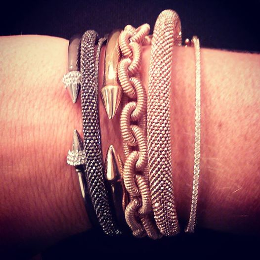 maya j stackable brac