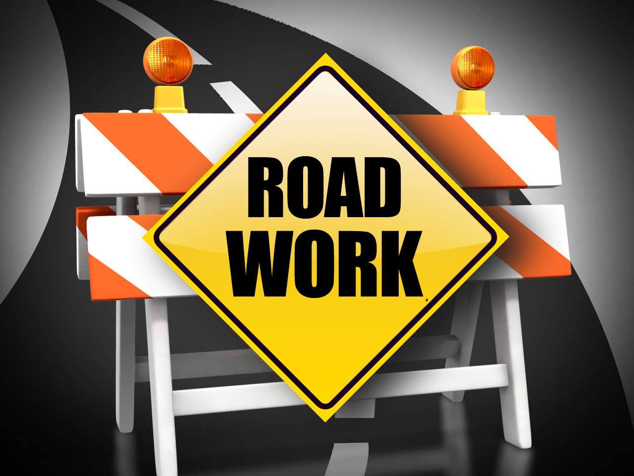 Several Road Work Projects Announced To Begin Monday The
