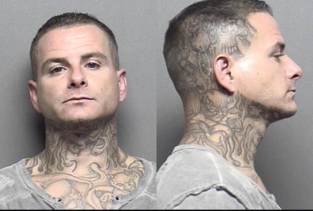 Name: Bagby,Thad Lee          Charges: Outside warrant/NCIC hit