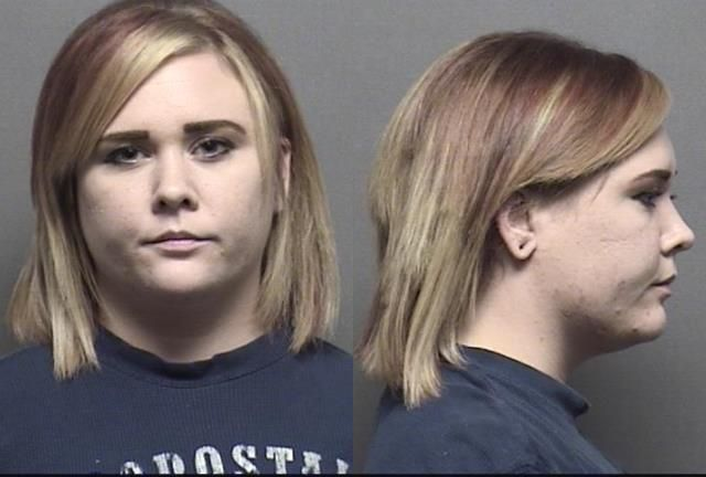Name: Shaw,Shelby Fay     Charges	: Probation Violation