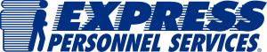 Express Logo blue