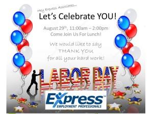 Let's Celebrate YOU!