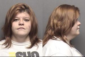 Name: Meier,Samantha Ann          Charges	: Domestic battery; Knowing rude physical contact w/ family member