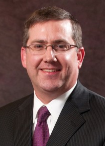 Kansas State University President Kirk Schulz