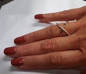 ashi criss cross ring