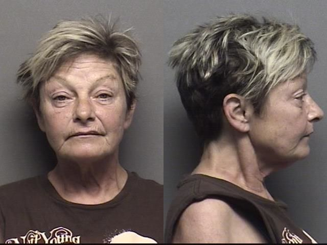 Name: Combs,Becky Sue Charges	:	  Domestic battery; Knowing rude physical contact w/ family member