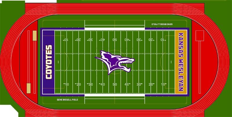 KWU football field