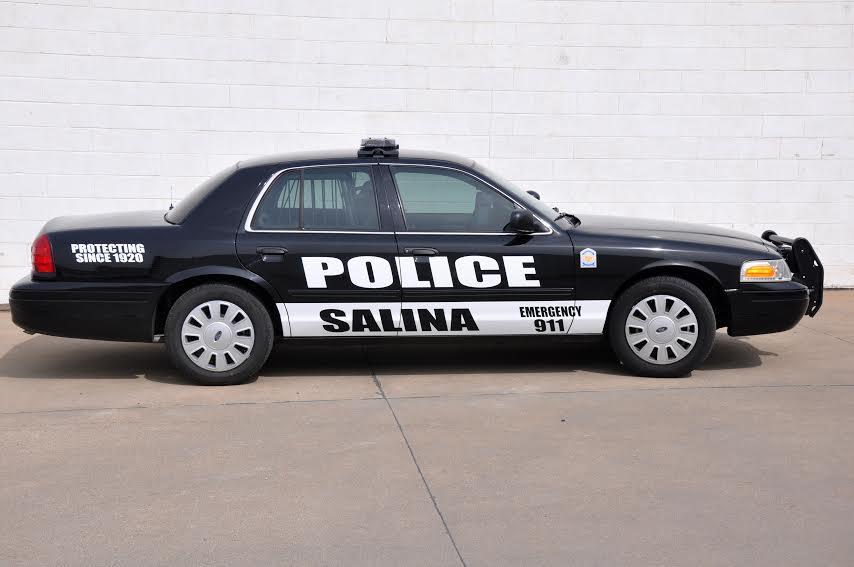 Salina PD New Look Car