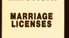 28th Judicial District has request for same-sex marriage license
