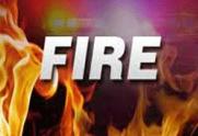 2 Kansas men hospitalized after Camaro crash, fire