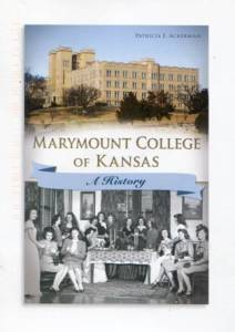 Book signing with author of book on Marymount College