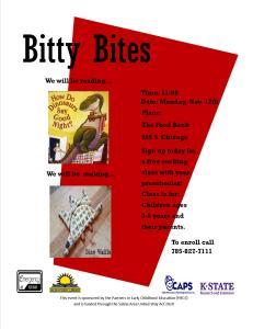 Nov. 2014 Bitty Bites Flyer