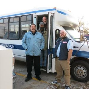 Salina Rescue Mission announces new bus