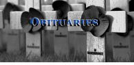 Obituaries – January 21, 2017