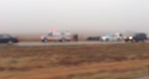 Friday afternoon 5-vehicle crash on I-70