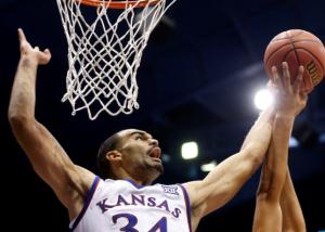 Kansas' Perry Ellis named Big 12 Player of the Week