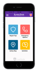 Kansas State University launches free safety app
