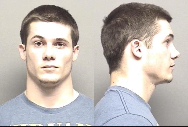 Name: Hawkins,Jake Marion Charges	:	  Domestic battery; Knowing rude physical contact w/ family member