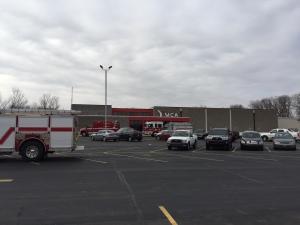 UPDATE: Hazmat crews working chemical spill at YMCA