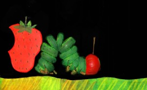 The Hungry Caterpillar at The Stiefel Theatre January 17th
