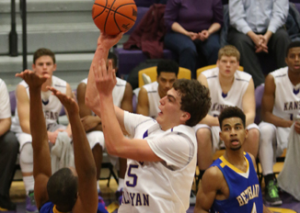 Lunz' career night not enough, KW Men come up short against Bethany