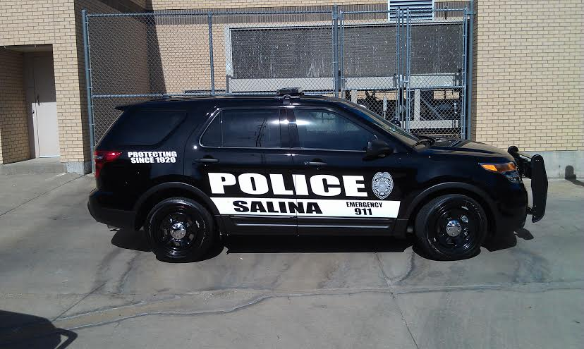 Salina PD Patrol Unit 1