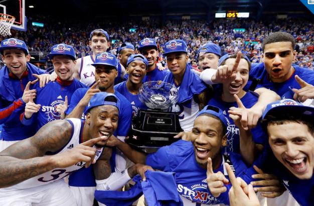 photo University of Kansas Athletics