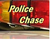 Kansas man hospitalized after police chase, crash