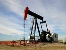 US oil and natural gas rig count decline