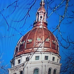 Bill to balance state budget moves ahead in Kan. Senate